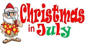 Christmas in July Sale by HomeSpun Hamilton (small business)