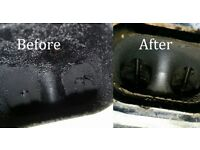 HHO engine carbon cleaning