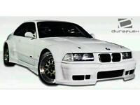 BMW E36 wide arch kit coupe convertible