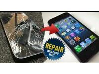 Mobile phone screen repairs
