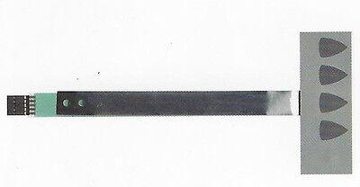 Dresser Wayne Ovation 889987-005 Keypad Soft Key Panel - Right 5.7 Display