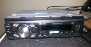 Pioneer car stereo. Like New!