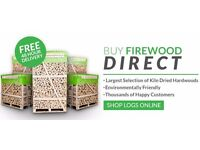 Kiln Dried Logs, Firewood For Sale-Buy Firewood Direct