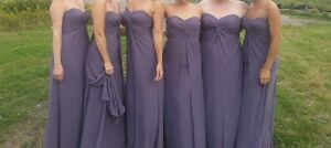 Prom, bridesmaid or maid of honor dress