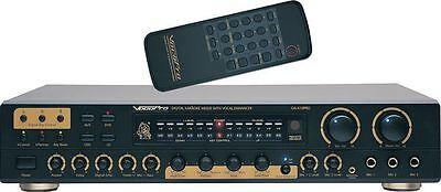 Vocopro DAX10 Professional Karaoke Mixer With Key Control + Echo