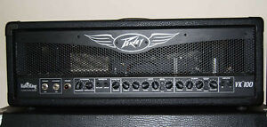 Peavey 100 watt all tube 412 half stack mint condition.