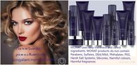 Monat NATURALLY-BASED, Age Prevention Hair Care Products