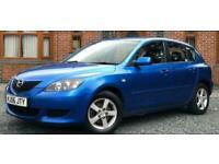 2006 Mazda Mazda3 1.6 TS 5dr Hatchback Petrol Manual