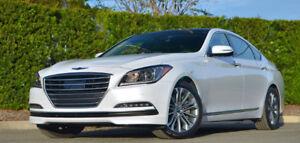 2016 Genesis 3.8 Luxury 4DR
