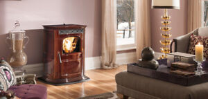 Accentra Pellet Stove by Harman - Safeguard Chimney & Stoves