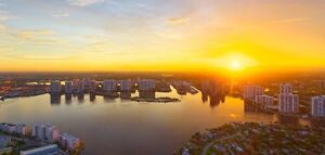 Vue imprenable sur l'intracoastal! Sunny Isles Beach Floride