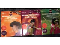 English maths and science age 9-11 text books