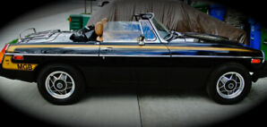 Mgb 1980 excellent condition low Kms 5707 only
