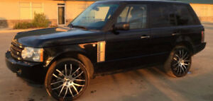 2007 Land Rover - Range Rover Supercharged