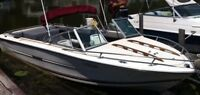 19.5ft  Great fishing boat