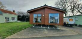 DELTA EVESHAM LODGE 40 FT X 20 FT 2 BED FREE DELIVERY UP TO 50 MILES