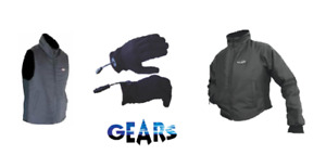 15% OFF GEARS HEATED APPAREL.  DESTINATION CYCLES, AIRDRIE