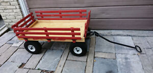 Smittys Lil Hauler Wooden Wagon Series 300