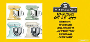 AFFORDABLE KITCHEN AID STAND MIXER REPAIR
