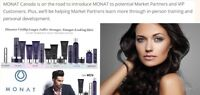 Meet MONAT Opportunity - Naturally Based Hair Care Products!