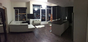 ******FULLY FURNISHED PENTHOUSE CONDO - MUST SEE - 2 BEDS/2 BATH