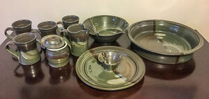 Hand-crafted Pottery - Serving Dish Ware