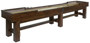 New Shuffleboards in Stock. Fun for the Whole Family!!