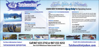 Spring Courses with Tatshenshini Expediting