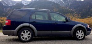 Reliable, well running 2005 Ford Freestyle Station Wagon/SUV