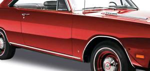 Dodge Dart GTS rocker molding