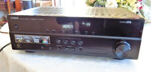 Home theater YAMAHA 5.1 Receiver W/ 4 HDMI , Remote.