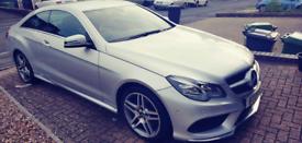 Mercedes-Benz, E CLASS, Coupe, 2013, Semi-Auto, 2143 (cc), 2 doors