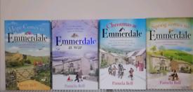 4 Emerdale Hardback Books