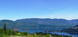 Fully serviced Lots for sale in Shuswap's Blind Bay, BC!