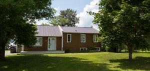 Chalet à louer,Maison,au grand Lac Saint-Francois,Lambton