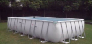 Looking for a RECTANGULAR SWIMMING POOL