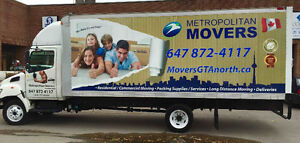 Move With Hamilton Movers: Call Now 289 213 15 62