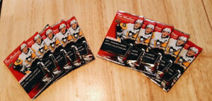 Tim Hortons 2018-19Trading Cards, 10 packs available, 5$/each