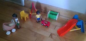 Poupées et accessoires Littles Tikes dolls and accessories