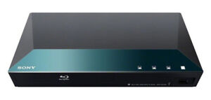 Sony BDP-S3100 Blu-ray player with built-in Wi-Fi