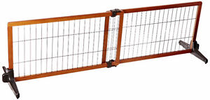 Free Standing Pet Gate - NEW