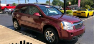 2008 equinox one owner