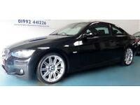 2008 58 BMW 3 SERIES 3.0 330I M SPORT 2D AUTO 269 BHP