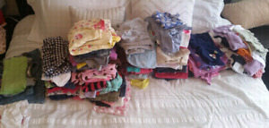 Baby girl clothes 3-18 months