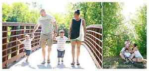 Family Outdoor or Indoor Photography Special starts at just $150 Cambridge Kitchener Area image 4