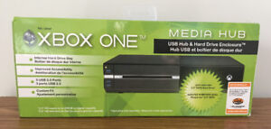 Xbox One - USB Hub & Hard Drive Enclosure by Collective Minds