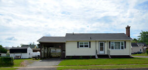 New Listing 3 Bedroom bungalow 34 Hastings Moncton, NB