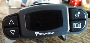 Tekonsha P3 Brake Controller including wiring harness for Toyota