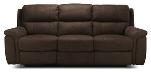 Roarke Reclining Sofa and Loveseat $500