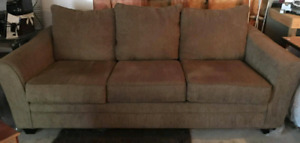 Gently used couch